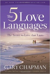 5 Love Languages Gary Chapman