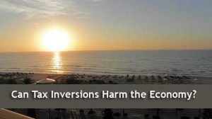 Can Tax Inversions HarmtheEconomy