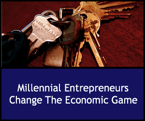 millennial entrepreneurs change economic game