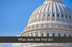What does the Fed do?