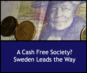 A Cahs Fre Society? Sweden Leads The Way